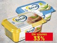 [lokal, Berlin, Reichelt] Noch am 16. 4. 16: Becel-Margarine 250 g für -,99 €