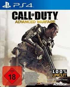 [Saturn Trier] [Lokal] Call of Duty  Advanced Warfare PS4 -  19,99€
