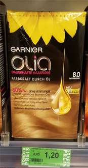 Garnier Olia 8.0 -Naturblond- for free (Rossmann GL + Coupon)