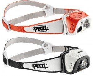 Petzl Tikka RXP - Stirnlampe für 62,95 EUR abzgl. 3,70 EUR Qipu (= 59,25 EUR) bei Verticalextreme