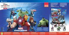 [Coolshop] Disney Infinity 2.0 Marvel Super Heroes - Starter Pack - Collector's Edition: PS3 für 37,50€ & PS4 für 42,99€
