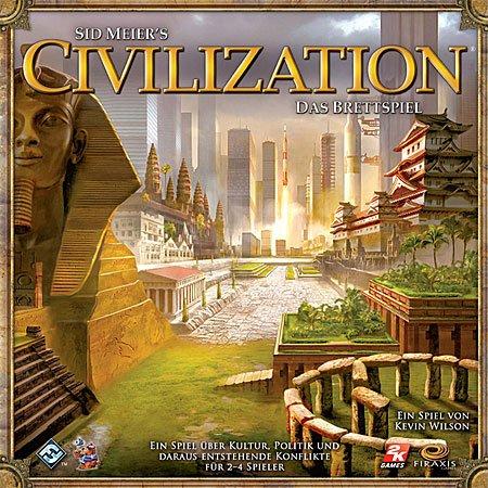 Civilization - Das Brettspiel (Brettspiel, Gruppendeal, Spiele-Offensive.de)