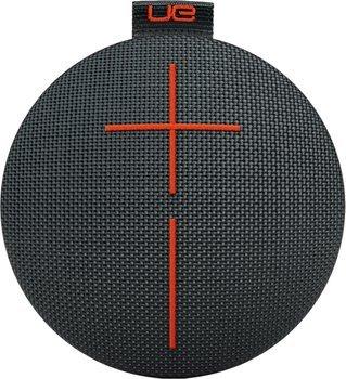 [Saturn Super Sunday] ULTIMATE EARS UE ROLL, Bluetooth Lautsprecher, Anthrazit/Schwarz für 44,99€