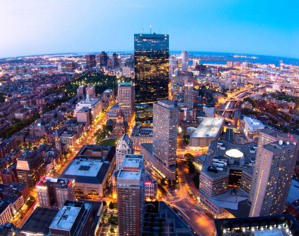 Mit AirBerlin für unter 280€ von Berlin nach Boston, USA und zurück; unter 480 von div. deut. Städten nach San Francisco und zurück