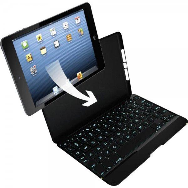 [Conrad Online] Zagg Bluetooth Keyboard für iPad Air Schwarz bei Conrad: 30 statt 60 Euro