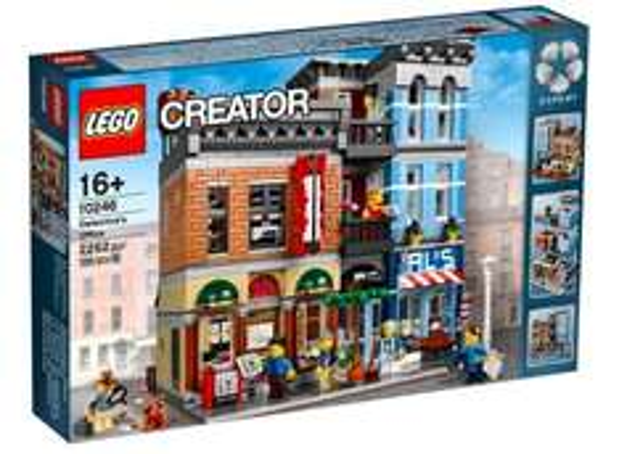[Galeria Kaufhof] LEGO Creator Detektivbüro 10246 für 127,49€ inkl. VSK statt ca. 150€