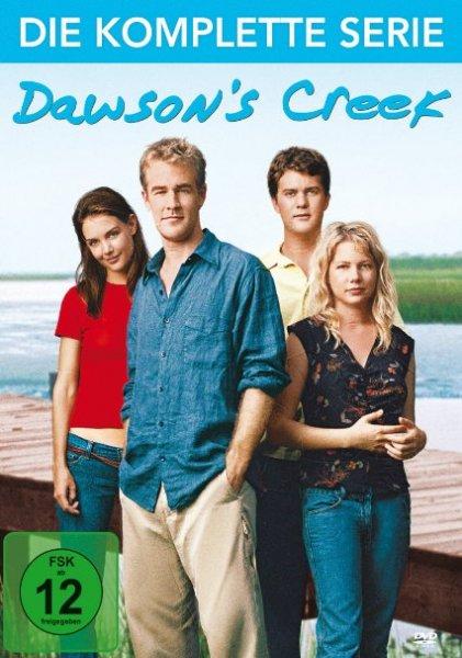 (Amazon.de) (DVD) Dawson´s Creek - Die komplette Serie
