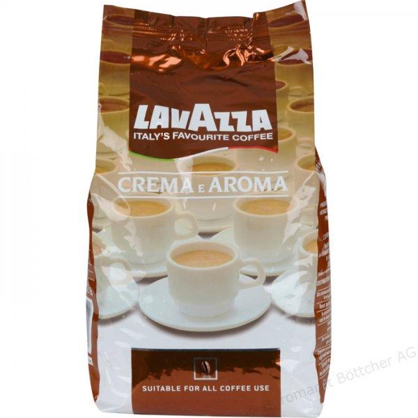 Norma Lavazza Crema e Aroma 1kg +10% mehr Inhalt 9,99 Euro ab 22.04.2016