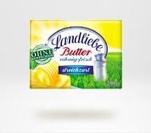 [Rewe, KW16] Landliebe Butter -61% (Angebot + Coupon ab 6Stk + Payback Punkte)