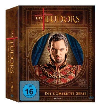 Amazon Prime Tagesangebot: Die Tudors - Die komplette Serie [Blu-ray] [Limited Edition]  für 34.97