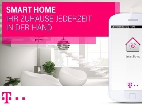Mit den Zusatzpaketen bis zu 37% sparen-Telekom Smart Home