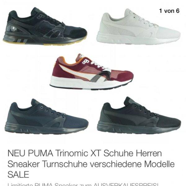 Puma Trinomic XT