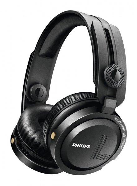 [Mediamarkt eBay] PHILIPS A1PRO/00 On-Ear DJ-Kopfhörer Schwarz für EUR 28,50