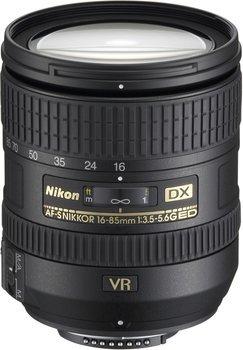 445€ - Nikon AF-S DX Nikkor 16-85mm
