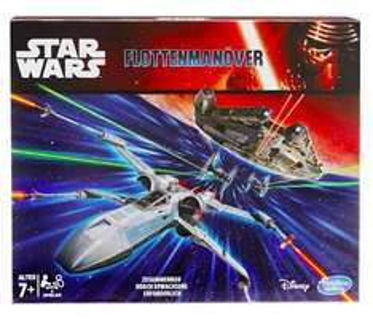 [real.de] Hasbro, Star Wars Flottenmanöver (Schiffeversenken) für 9€ bei Filialabholung statt ca. 19€