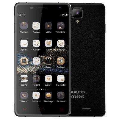 OUKITEL K4000 Pro 4G Smartphone  -  BLACK @ GearBest