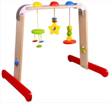 [babymarkt.de] Sammeldeal für Sale-Artikel unter 20€ - z.B. Bieco Holz-Gym für 18,60€ inkl. VSK statt ca. 28€