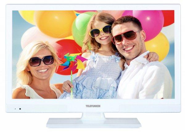 Amazon Blitzangebot: Telefunken L20H270I3 51 cm (20 Zoll) LED-Fernseher (HD Ready, Triple-Tuner) für 129,99€ inkl. Versand
