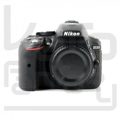 [Ebay] Nikon D5300 Boddy