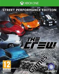 [Gamesonly.at] The Crew Street Perfomance Edition Xbox one.  9,99+ 5,99€ VSK