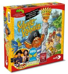 [Amazon Prime] Noris Schatz Rabatz Kinderspiel 11,79€