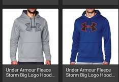 Under Armour Hoody für 20,90€ + 3,99€ Versand (idealo 39,90€)