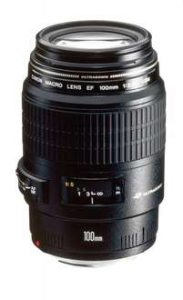 [Amazon.it] Canon EF 100mm f2.8 USM Makro für 354,51 €