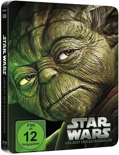 [Thalia] Star Wars Blu-ray Steelbooks Episode 1-6 für 16,14€ je Film bei einer Mindestabnahme von 2 Filmen