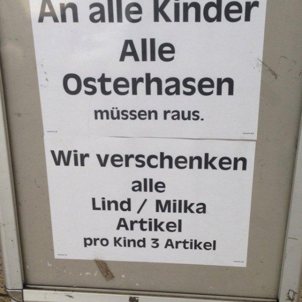 [lokal] Bornheim/Pfalz - Osterartikel f. Kinder gratis