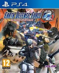 [base.com] Earth Defense Force 4.1: The Shadow of New Despair [PS4] für 32,32€ inkl. Versand