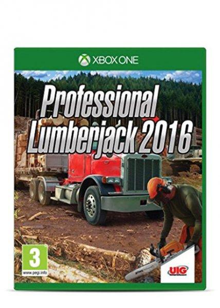 [Base.com / Vorbestellung] Holzfäller Simulator 2016 - XBOX ONE - für 32,90€ inkl. VSK