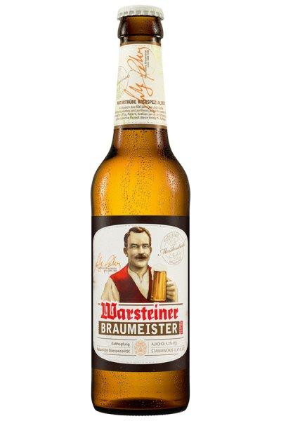 *lokal* Real,- Markt in Herne eine Flasche Warsteiner Brauhaus gratis
