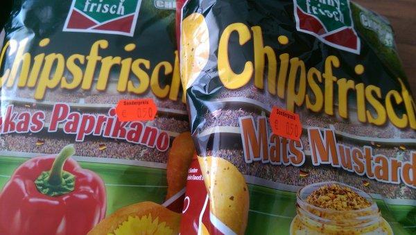 [LOKAL]  REWE Furtwangen Chipsfrisch versch. sorten