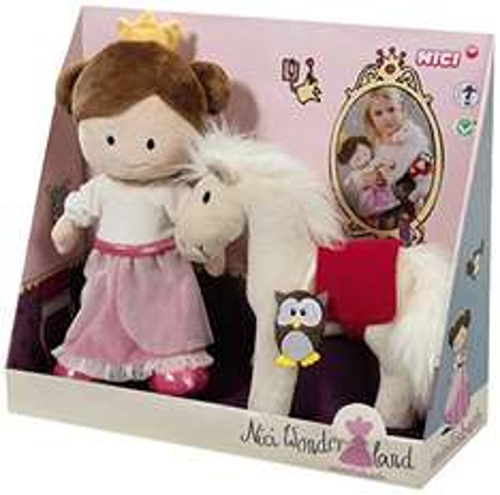 Nici Wonderland Minilisbeth Set