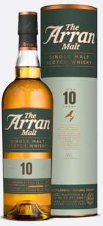 2x Arran Single Malt 10yo Scotch Whiskey für 49,70 EUR (mit 21% Gutschein)