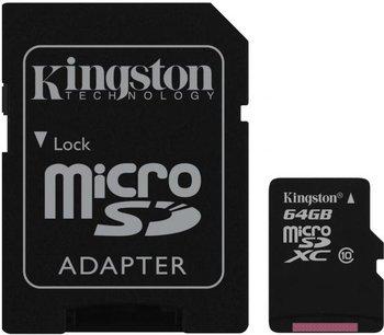 [7DayShop] Kingston microSDXC 64GB Class 10 / U1 für 12,54€