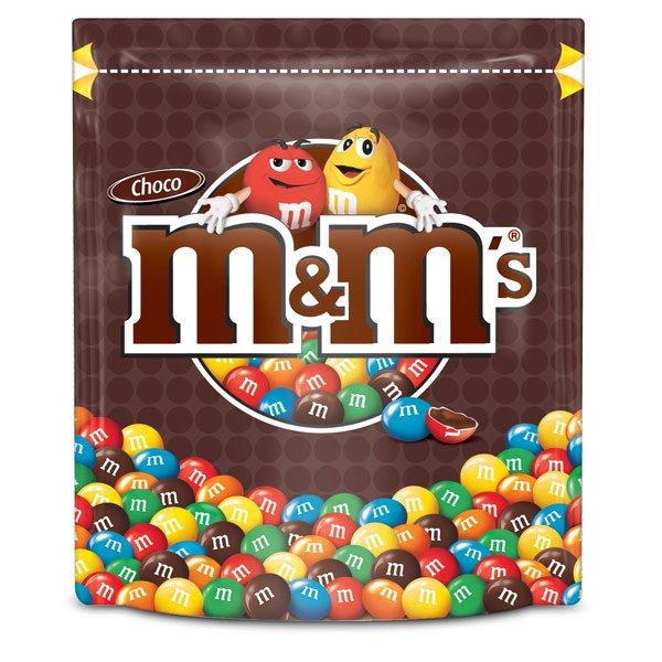 [LOKAL Metro Do-Oespel] m&m's chocolate 220g (o. 330g)