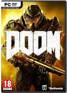 Doom inkl. Pre-Order Bonus Demon Multiplayer Pack DLC PC Steam CD Key