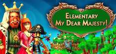 [Gleam.io][Steam] Elementary My Dear Majesty + Sammelkarten
