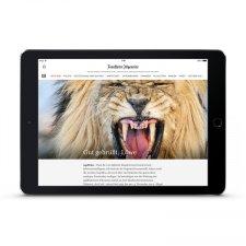 FAZ App (Mo–Sa) – 500 bahn.bonus Punkte für 8 Wochen für 39,80 € (50% Ermäßigung)