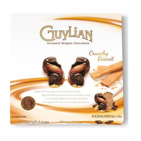 [WEITERSTADT] Kaufland: Guylian Crunchy Biscuit 140g für 1,90€ statt 3,79€