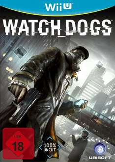 [Lokal Hannover Saturn] Watch Dogs Wii U