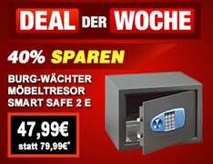 [Screwfix] Burg-Wächter Smart Safe 2e - Möbeltresor