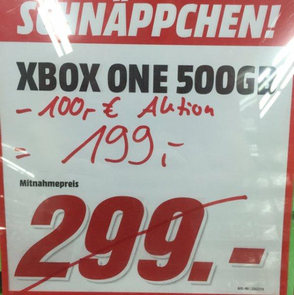 (Lokal MM Hildesheim) Xbox One ab 199€
