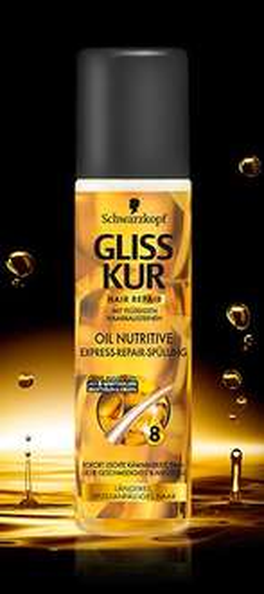 Oil Nutritive Express-Repair-Spülung kostenlos bei Rossmann durch Kassenfehler