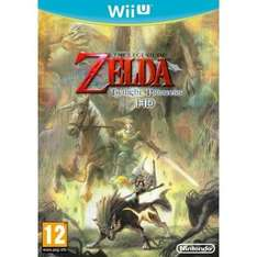(Wii U/TGC) Zelda Twilight Princess HD für ca. 34,08€