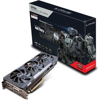 "[Mindfactory] Sapphire Radeon R9 390X mit 8GB GDDR5 inkl. Backplate + ""Hitman"" für 349€"