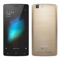 Amazon: CUBOT X12 Quad-Core Dual SIM FDD-LTE 4G-Smartphone 5,0'' Zoll HD IPS Screen Android 5.1 für 42,49 €