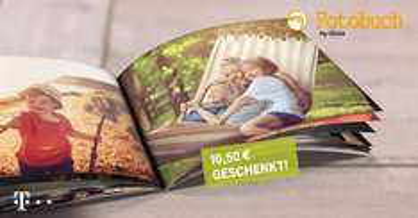 Deal für Telekomkunden: Clixxie Fotobuch für 5€ statt 15.50€