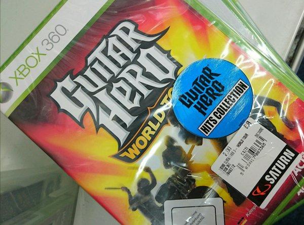 [Lokal] Guitar Hero World Tour xbox 360: Saturn Bremen Habenhausen